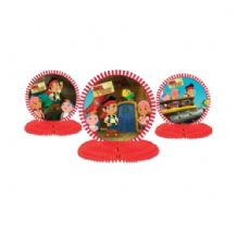 'Jake & the Neverlands Pirates' Centrepiece 1PK